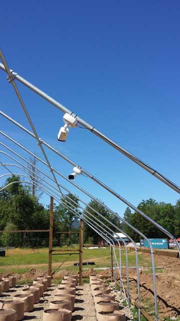 Greenhouse Cam Install